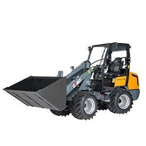 minishovel 2,5 ton - verhuur - C Sinke BV