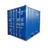 opslagcontainer 10ft - verhuur detail - C Sinke BV
