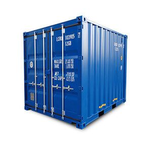 Opslagcontainer 10ft