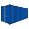 opslagcontainer 40ft - verhuur detail - C Sinke BV