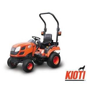 Kioti tractoren