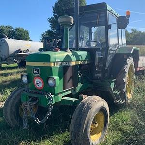 Tractor 70PK